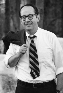 informal photograph of thornburgh campaigning in philadelphia, fall 1978