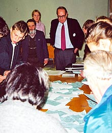 international republican institute trip to observe russian federation's first multiparty legislative elections, december 1993